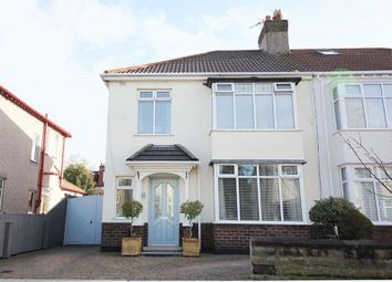Thumbnail 3 bed semi-detached house for sale in Towers Road, Childwall, Liverpool L168Nx