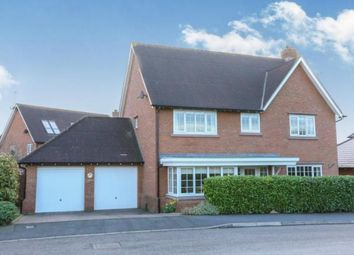 Thumbnail 5 bed detached house for sale in Wychwood Park, Weston, Crewe, Cheshire