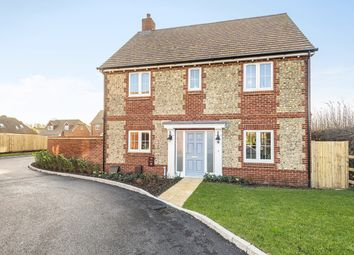 Thumbnail 3 bed detached house for sale in Boxgrove, Chichester