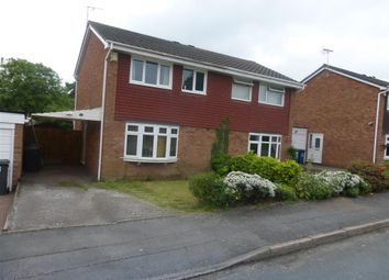 Thumbnail 3 bed semi-detached house to rent in Hebden, Wilnecote, Tamworth