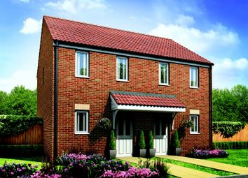 Thumbnail 2 bed terraced house for sale in Plot 35, Colburn Walk, Catterick Road