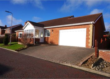 Thumbnail 3 bed detached bungalow for sale in Bute Drive, Rowlands Gill