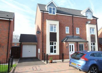 Thumbnail 3 bed property for sale in Lynwood Way, South Shields