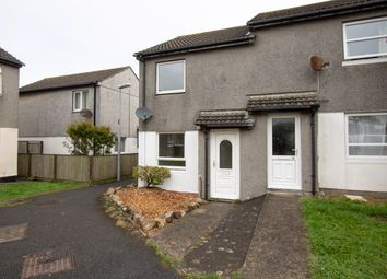 Thumbnail 2 bed end terrace house to rent in Cornubia Close, Hayle