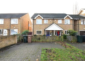Thumbnail 3 bedroom semi-detached house for sale in Craigie Court, Carleton Road, Dartford, Kent