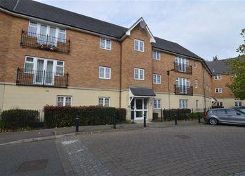 Thumbnail 2 bed flat for sale in Caspian Way, Purfleet, Essex