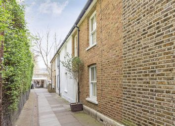 Thumbnail 3 bedroom terraced house for sale in Railway Side, Barnes