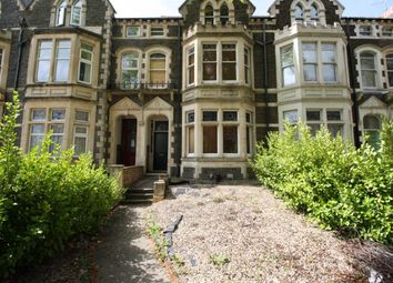 Thumbnail 1 bedroom flat to rent in Ninian Road, Roath, Cardiff