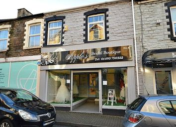Thumbnail Retail premises for sale in Windsor Road, Griffithstown, Pontypool