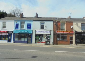 Thumbnail Retail premises for sale in 310 Bolton Road, Ewood, Blackburn