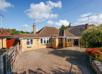 Thumbnail 3 bed detached bungalow for sale in Hazeley Close, Hartley Wintney, Hook