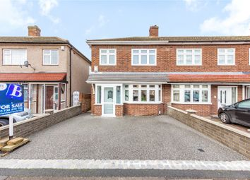 Mygrove Gardens, Rainham RM13. 3 bed end terrace house for sale
