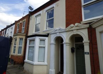Thumbnail 3 bed terraced house for sale in Wycliffe Road, Abington, Northampton, Northamptonshire
