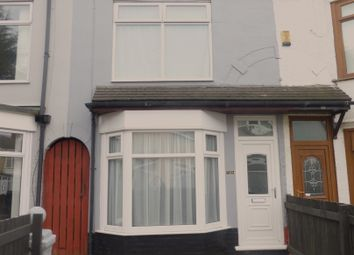 Thumbnail 2 bed terraced house for sale in Jesmond Gardens, Hull