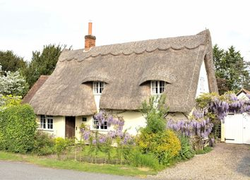 Thumbnail 3 bed cottage for sale in Felsted, Dunmow, Essex