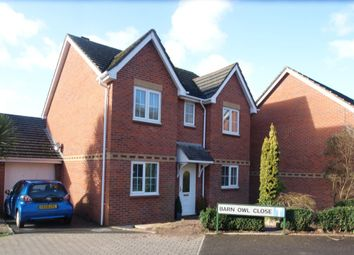 Thumbnail 5 bed detached house for sale in Barn Owl Close, Torquay