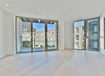 Thumbnail 3 bed flat to rent in Liner House, Royal Wharf