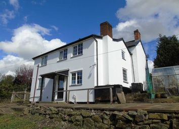 Thumbnail 3 bed detached house for sale in Fron Holding, Fron Bank, Forden, Welshpool, Powys