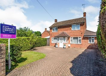 Thumbnail 4 bed detached house for sale in Hyde Lane, Hemel Hempstead