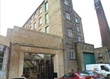 Thumbnail Light industrial to let in Upper Mill, Canal Side, Slaithwaite, West Yorkshire