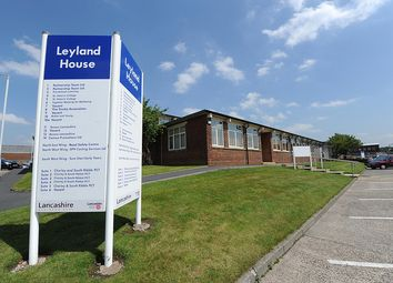 Thumbnail Office to let in Leyland House, Leyland
