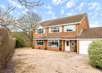 6 bed detached house for sale in Greenbirch Close, Kempshott, Basingstoke RG22