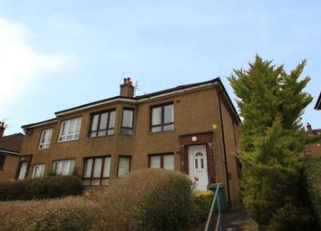 Thumbnail 2 bed flat for sale in Carnock Road, Glasgow, Lanarkshire