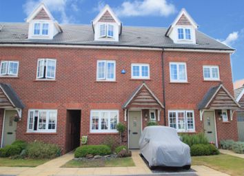 Thumbnail 4 bedroom town house for sale in Way Field, Leegomery, Telford