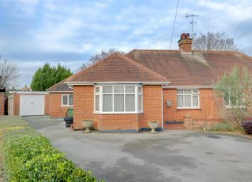 Thumbnail 2 bedroom semi-detached bungalow for sale in The Oval, Tarring, Worthing