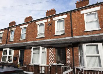 Thumbnail 2 bedroom terraced house for sale in 33, Windsor Drive, Belfast