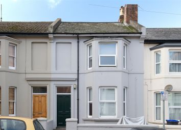 Thumbnail 3 bed terraced house to rent in Hertford Road, Worthing