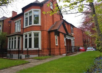Thumbnail 1 bed flat for sale in 128 Barlow Moor Road, Manchester
