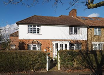 Thumbnail 3 bed end terrace house for sale in St. Helier Avenue, Morden, Surrey