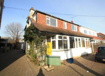 Thumbnail 2 bed flat to rent in Grasmead Avenue, Leigh-On-Sea