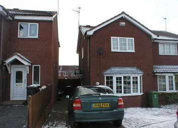 Thumbnail 2 bed semi-detached house to rent in Redwing Drive, Huntington, Cannock