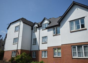 Thumbnail 1 bed flat to rent in Carpenters Court Church Road, Newton Abbot
