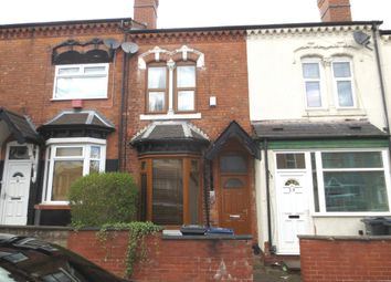 Thumbnail 3 bed terraced house for sale in Mere Road, Erdington, Birmingham