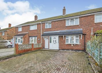 3 bed terraced house for sale in Brackenwood Road, Burton-On-Trent, Staffordshire DE15