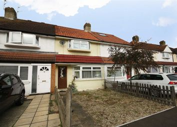 Thumbnail 2 bed terraced house for sale in The Alders, Hanworth, Feltham