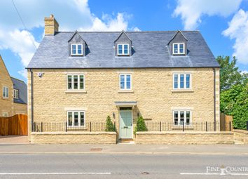 Thumbnail 5 bed detached house for sale in Overend, Elton, Peterborough