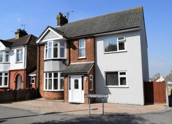Thumbnail 5 bed detached house for sale in South Avenue, Gillingham