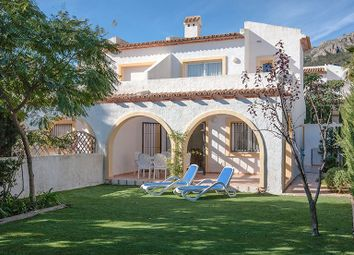 Thumbnail 3 bed town house for sale in Calpe, Valencia, Spain