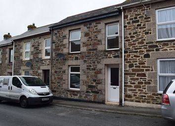 Thumbnail 2 bed terraced house to rent in Bellevue, Redruth