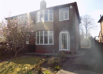 Thumbnail 3 bed semi-detached house to rent in Rivacre Road, Little Sutton, Ellesmere Port