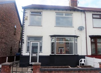 Thumbnail 3 bedroom semi-detached house for sale in Ranfurly Road, Liverpool
