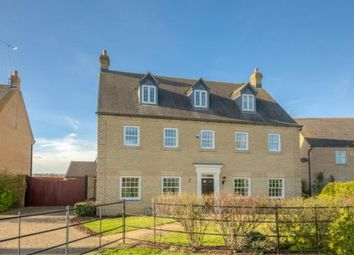 Thumbnail 6 bed detached house for sale in Longmeadow Drive, Wilstead, Bedford, Bedfordshire