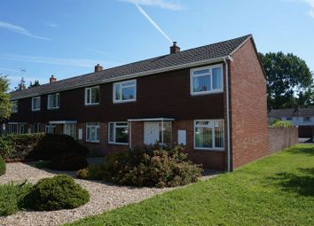 Thumbnail 3 bed end terrace house for sale in Churchill Way, Taunton