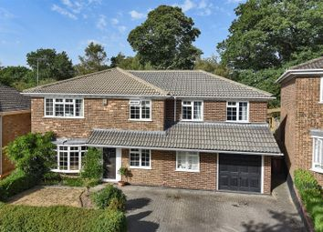 Thumbnail 5 bed detached house for sale in Mccarthy Way, Finchampstead, Berkshire