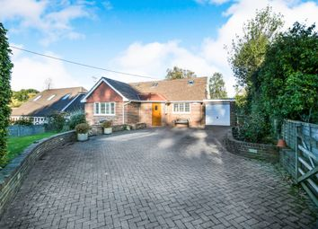 Thumbnail 4 bed detached bungalow for sale in Hazeldene Lane, North Chailey, Lewes