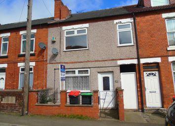 Thumbnail 3 bedroom terraced house to rent in New Street, Huthwaite, Nottinghamshire